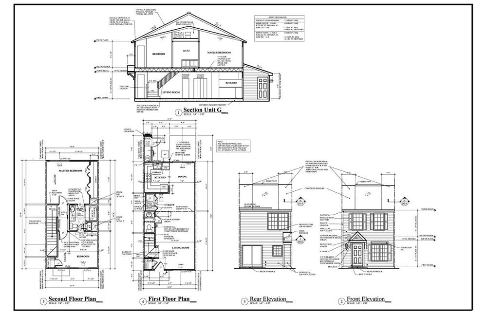 Auto-CAD Architectural