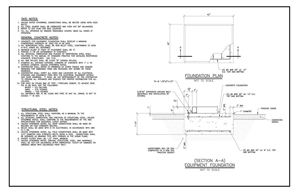 Structural Drafting CAD