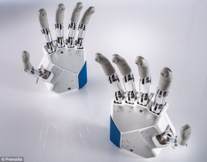 Prosthetic Hands by CAD Designers