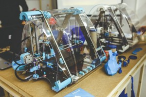 CAD design 3D printer